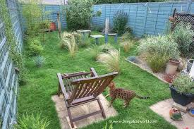 garden enclosure. Garage Cat Garden Enclosure