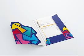 Presentation Folder Design Presentation Folder Design