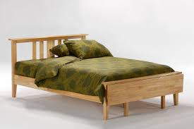 Medium Oak Bedroom Furniture Night And Day Thyme Panel Bed In Medium Oak Beyond Stores