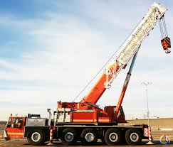 Demag Ac 100 Load Chart Sold 1997 Demag Ac 435 All Terrain Crane Crane For On