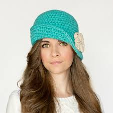 Cloche Hat Crochet Pattern
