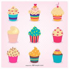 cute cupcakes pictures. Beautiful Cute Cute Cupcakes Free Vector In Cupcakes Pictures N