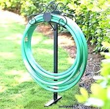 garden hose holder free standing free standing hose hanger garden hose stand water hose stand garden