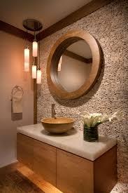 Does A Bathroom Light Need An Earth A Bold Powder Room Powder Room Decor Powder Room Design
