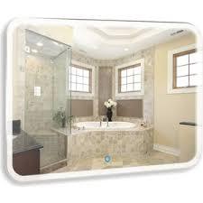 Купить <b>Зеркало Mixline</b> Стив 91,5х68,5 с подсветкой, сенсор ...