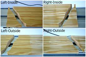 how to cut crown molding inside corners test cuts crown molding collage