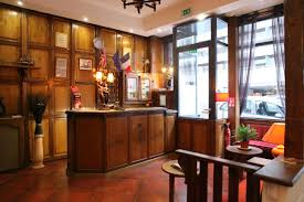 Hotel Edgar Quinet Hotel Celtic Paris France Bookingcom