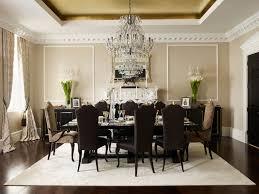 Crystal Dining Room Chandelier Impressive Design Inspiration