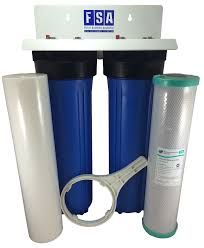 Big Water Filter Systems Twin Whole House Water Filter System 20 X 45 Big Blue