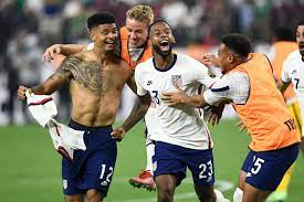 USMNT to Gold Cup final win over Mexico ...