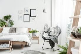 sunlight will do wonders for your room and mood allowing natural light will open up the interior and make it look bigger you could also try adding a