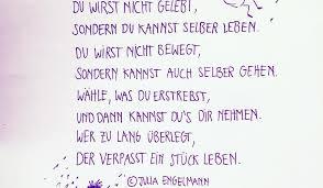 Best Of Julia Engelmann Zitate Freundschaft Sprichwörter Und