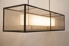 chandelier wonderful rectangular drum chandelier rectangular linen shade pendant rectangle black side chandelier with rectangle