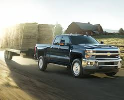 Used Chevy Silverado 2500HD And 3500HD Pickup Trucks | GM Certified ...