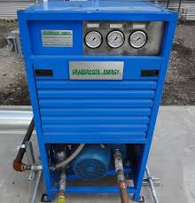 shelden sporting goods inc high pressure air compressors my engineering associate grassroots energy kevin kenny and i collaborated on the conversion of several commercial compressors and received the approval