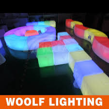 china rotating plastic led light up outdoor furniture china light up outdoor furniture led outdoor furniture