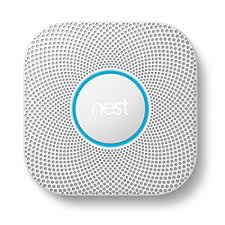 nest protect wired. Delighful Nest Nest Protect Smoke U0026 Carbon Monoxide Alarm Wired 2nd  With S