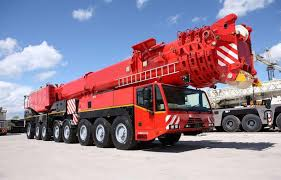 Demag Ac500 2 Load Chart Terex Ac 500 2 500 Ton All Terrain Crane Specification And