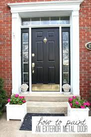 best paint for metal garage door painting metal garage doors tips designs diy paint steel garage