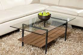 Curved corner fittings and brackets are crafted of quality brass. Style Your Modern Homes With Sleek Glass Coffee Table Home Design Lover