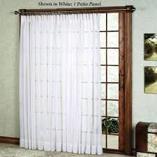 wood double curtain rod curtain rod patio door rods with white ideas and sliding system photos design pole hard wood double curtains home for large white