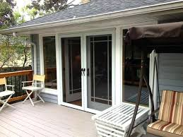 replacement sliding glass door cost various business