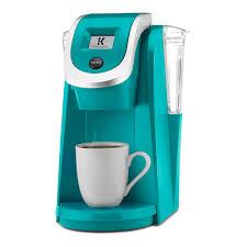 Coffee Maker Carafe And Single Cup K250 Single Serve K Cupr Pod Coffee Maker