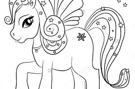 Unicorn Head Simple Unicorns Adult Coloring Pages Colouring Sheets