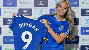 The official tiktok account of #everton fc!. Toni Duggan England Forward Returns To Everton After Eight Years Away Following Atletico Madrid Exit Football News Sky Sports