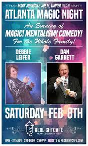 Red Light Ticket Atlanta Ga Atlanta Magic Night W Debbie Leifer Dan Garrett