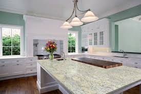 White Kitchen Granite Countertops White Ice Granite Granite Countertops Granite Slabs