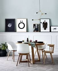 dining room wall decor ideas. Image Credit: Norsu Dining Room Wall Decor Ideas