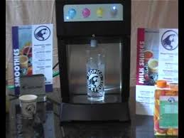 Automatic Smoothie Vending Machine Amazing Tropico 48 Smoothie Maker Product Guide YouTube