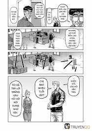 Truyện tranh Kengan Omega / Chapter 3