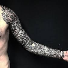Pattern Tattoos Inspiration 48 Amazing Dotwork Tattoo Ideas That You'll Love