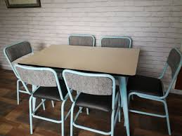 Xavier pauchard french industrial dining room furniture Nicer Vintage Dining Table By Xavier Pauchard For Tolix Pamono Vintage Dining Table By Xavier Pauchard For Tolix For Sale At Pamono