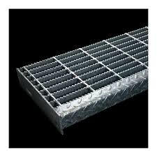 Grating Size Chart Bar Grating Stair Treads Carbon 660431t1 Mcnichols