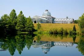 lewis ginter botanical garden in richmond va