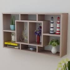 office wall shelving units. Image Is Loading Floating-Wall-Shelves-Display-Shelf-Office -Storage-Bookcase- Office Wall Shelving Units