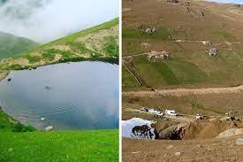 Dipsiz Göl, 'define' iddiasına verilen yasal kazı izniyle yok edildi -  Evrensel