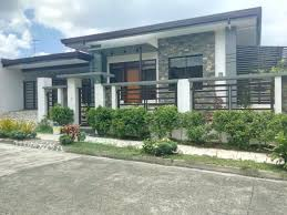 Terrace Designs For Small Houses In The Philippines Dream House Philippines House Design Modern Bungalow