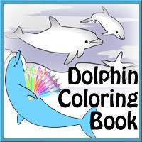 Small Picture Desktop Dolphin Coloring Book Delfyn Studios