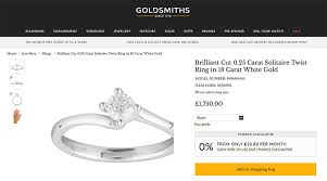Average Engagement Ring Cost The Average Price Of An Engagement Ring How Much Will You Spend