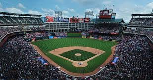 Texas Rangers Seating Chart With Seat Numbers Globe Life Park Seating Chart Guide For Where To Sit