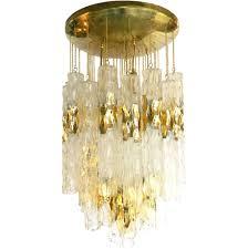 gold chandelier candle holder