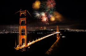 Image result for san francisco fireworks