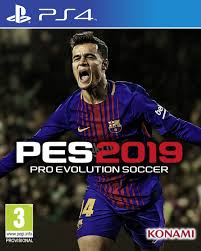 PES 2019: Pro Evolution Soccer | Games | PS4 | Gaming | Virgin Megastore