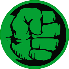 The hulk logo png 4 » PNG Image