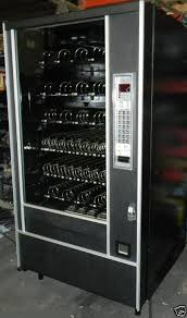 Automatic Products Vending Machine New AUTOMATIC PRODUCTS Model 48XL Snack Vending Machine VendingMix