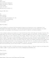 Work Experience Cover Letter Experienced Administrative Assistant Cover Letter Cover Letters For